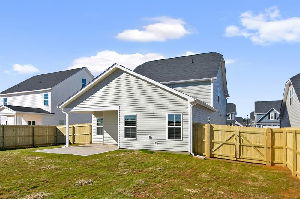Fontana New Home in Clayton, NC Caviness & Cates Communities