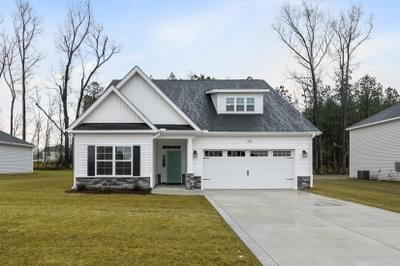 The Garland New Home in Winterville NC