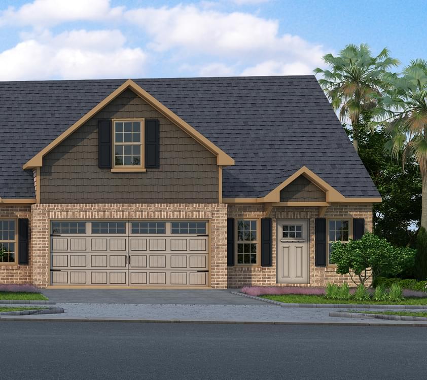 121 Lark Drive, Pinehurst, NC 27376 End Unit