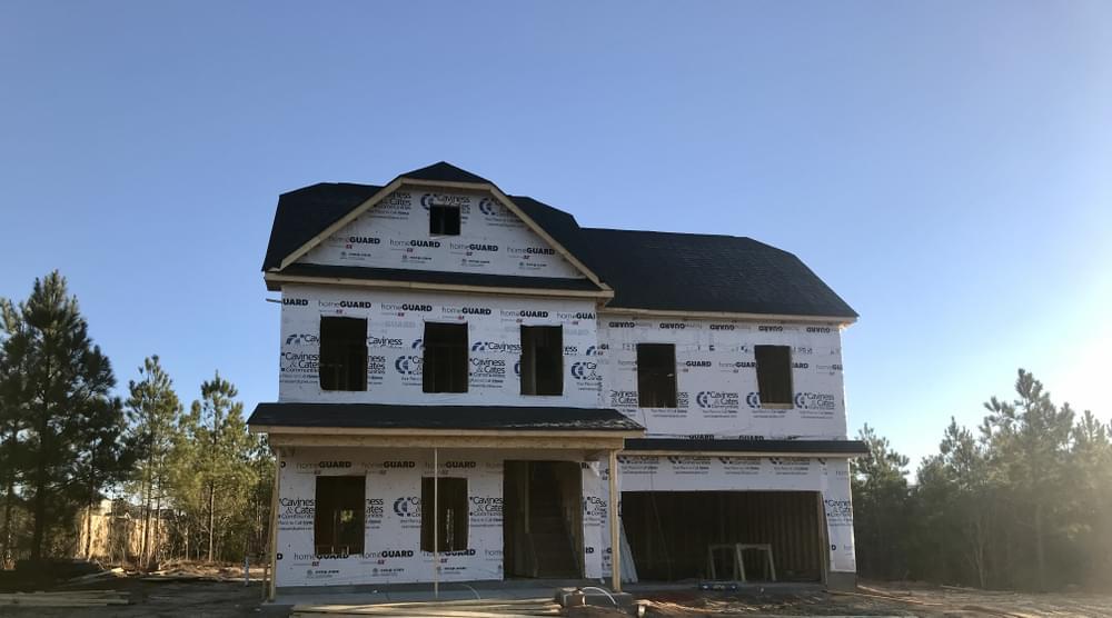 Carthage, NC New Home Caviness & Cates Communities