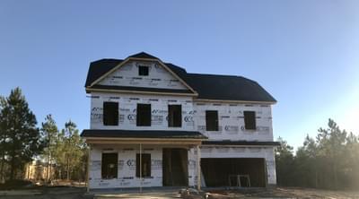 519 Danbury Court, Carthage, NC 28327 New Home for Sale
