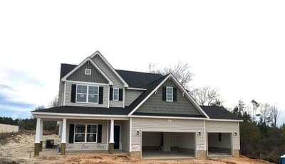 605 Ingleside Lane, Carthage, NC 28327 New Home for Sale