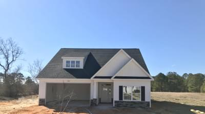 340 Pine Laurel Drive, Carthage, NC 28327 New Home for Sale