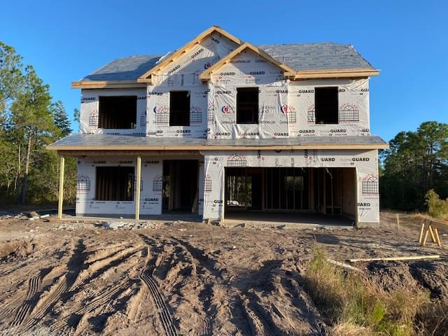 2,325sf New Home in Sneads Ferry, NC Caviness & Cates Communities