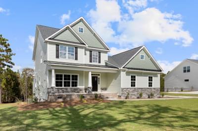 Winston Pines New Homes for Sale in Pinehurst NC