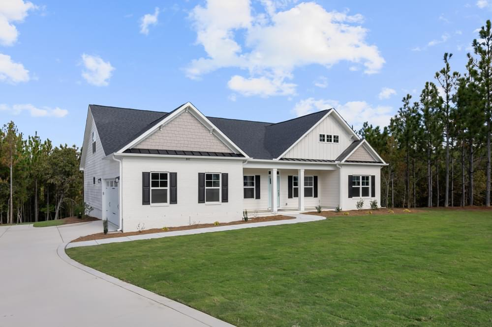 New Homes in Pinehurst, NC Caviness & Cates Communities
