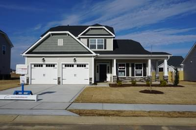 502 National Drive, Clayton, NC 27527 New Home for Sale