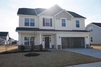 477 National Drive, Clayton, NC 27527 New Home for Sale