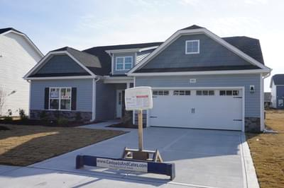 493 National Drive, Clayton, NC 27527 New Home for Sale