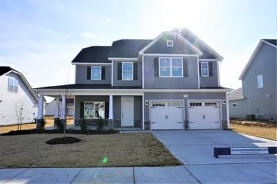 509 National Drive, Clayton, NC 27527 New Home for Sale