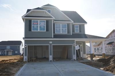 517 National Drive, Clayton, NC 27527 New Home for Sale