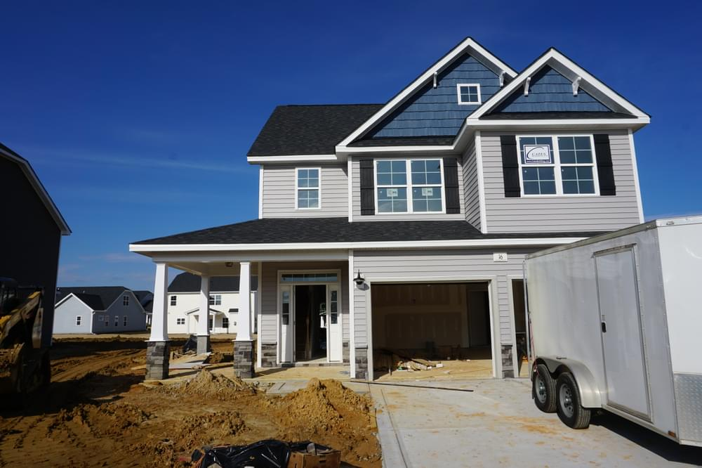 Clayton, NC New Home Caviness & Cates Communities