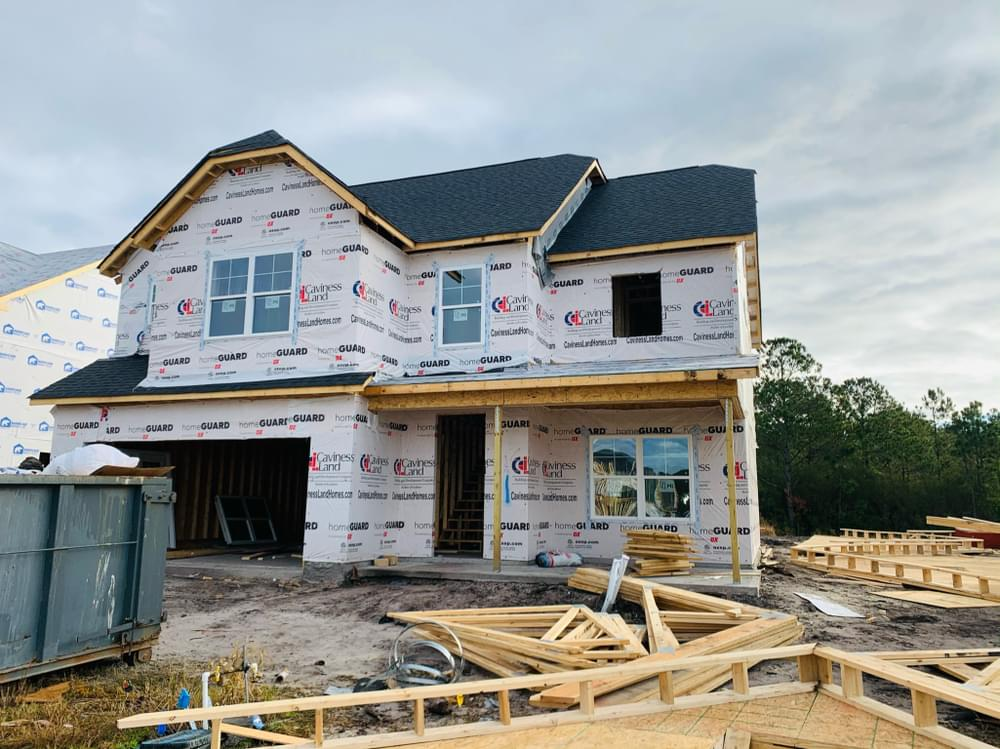 3,281sf New Home in Wilmington, NC Caviness & Cates Communities