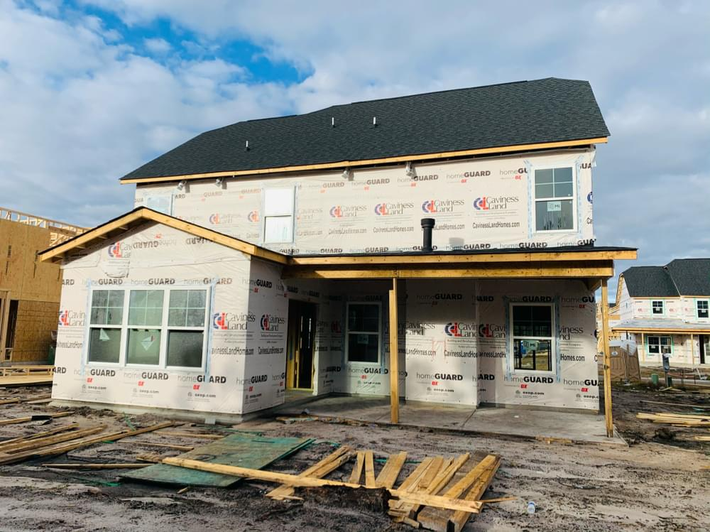 Wilmington, NC New Home Caviness & Cates Communities