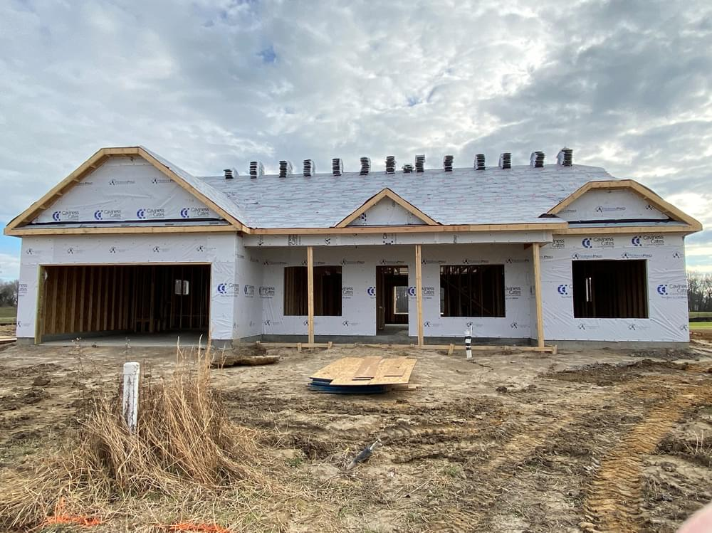 5br New Home in Grimesland, NC Caviness & Cates Communities