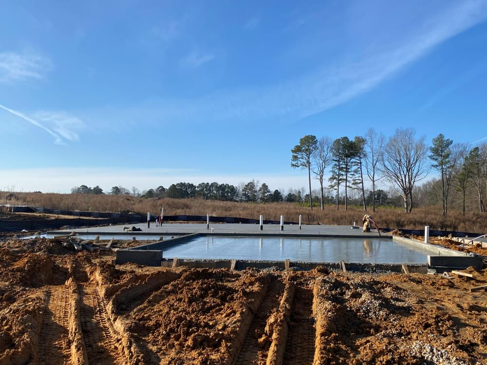2,560sf New Home in Clayton, NC Caviness & Cates Communities