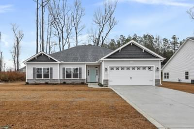 416 Holly Grove Drive, Winterville, NC 28590 New Home for Sale