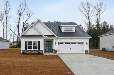408 Holly Grove Drive, Winterville, NC 28590 New Home for Sale