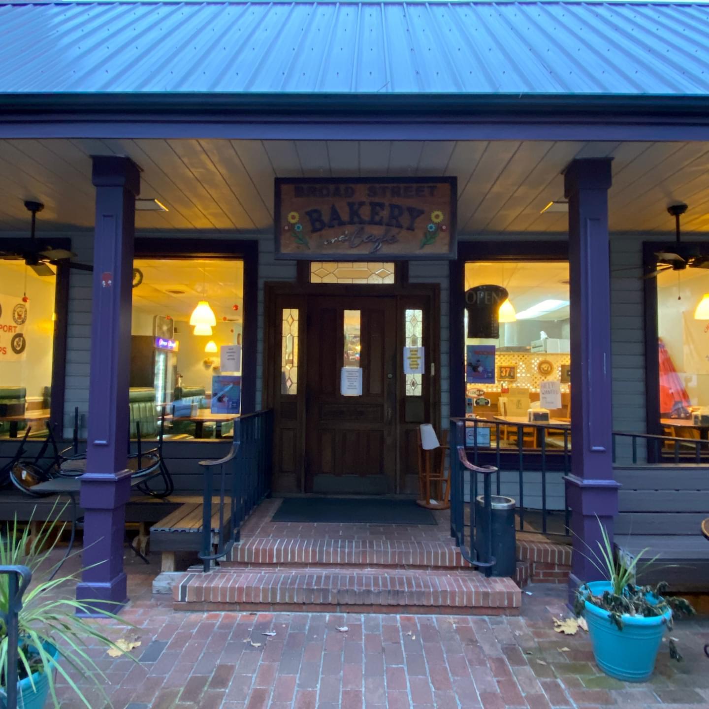 Caviness & Cates Small Business Spotlight - Broad Street Bakery