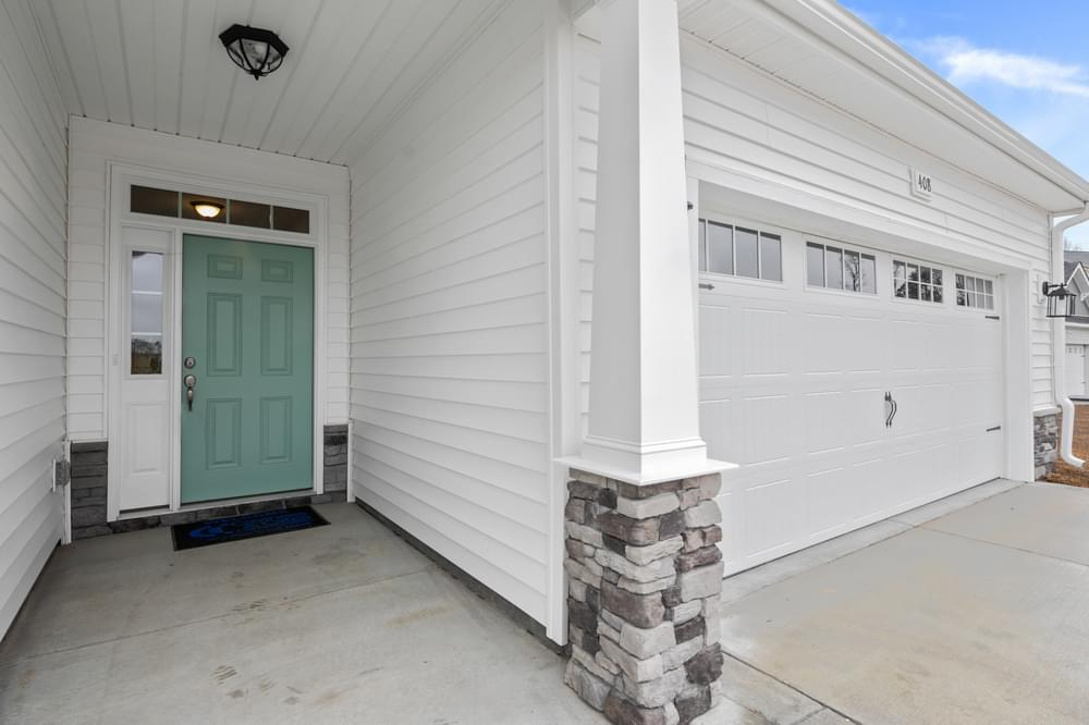 Winterville, NC New Home Caviness & Cates Communities