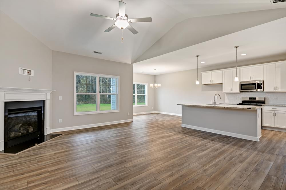 New Home in Grimesland, NC Caviness & Cates Communities