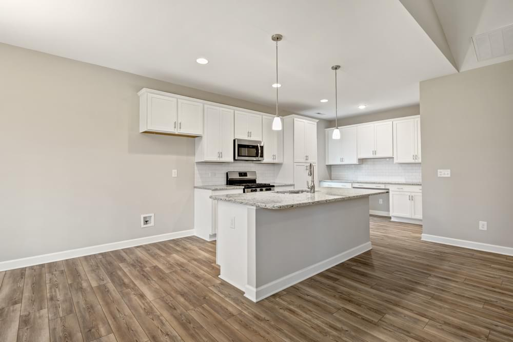 Ivy Creek New Home in Grimesland, NC Caviness & Cates Communities