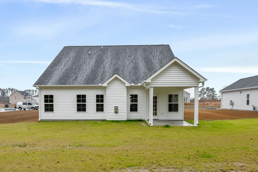 2,090sf New Home in Winterville, NC Caviness & Cates Communities