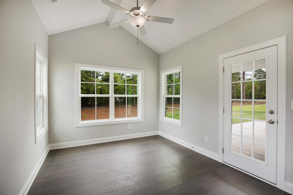 Canton New Home in Carthage, NC Caviness & Cates Communities