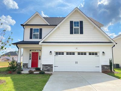 103 Hanover Court, Clayton, NC 27527 New Home for Sale