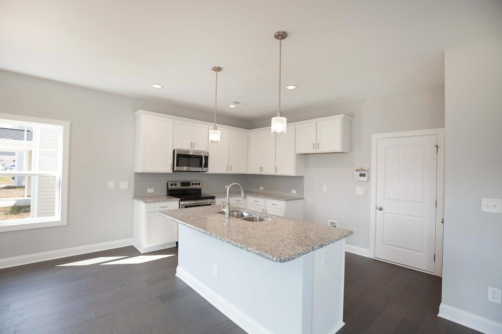 New Home in Wilmington, NC Caviness & Cates Communities