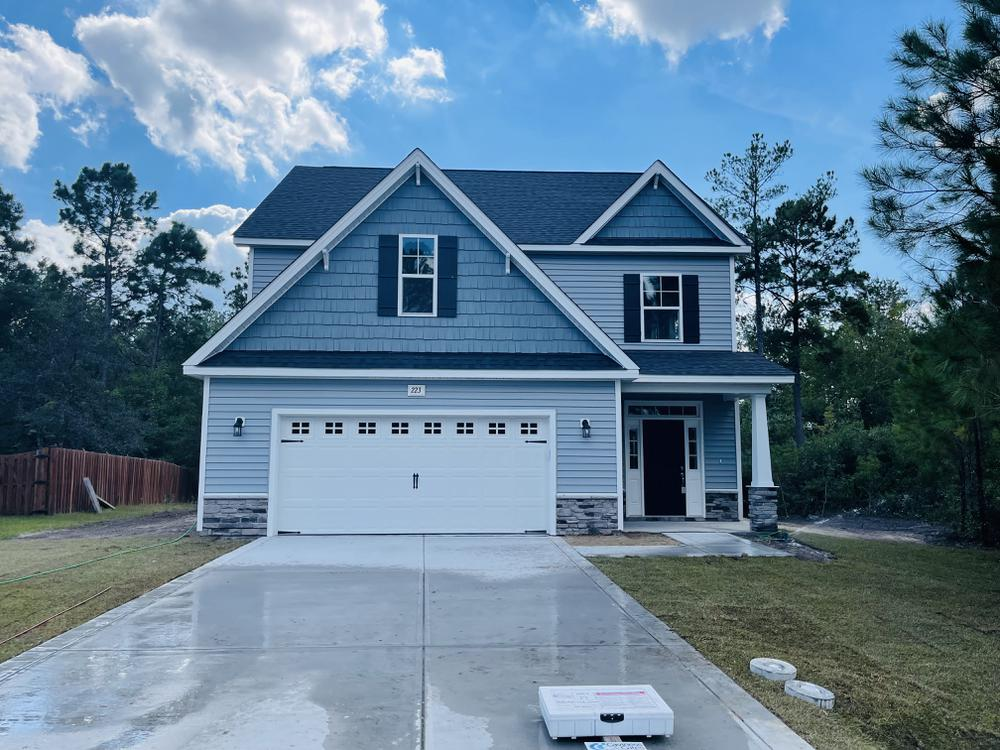 Home on 10/14/21. 4br New Home in Sneads Ferry, NC Home on 10/14/21