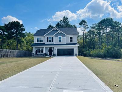 217 Admiral Court, Sneads Ferry, NC 28460 New Home for Sale