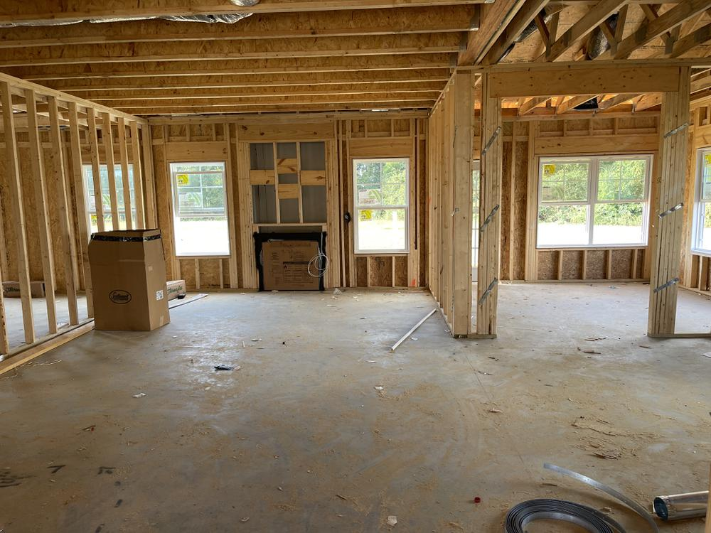 Home on 10/14/21. 2,876sf New Home in Hope Mills, NC Home on 10/14/21