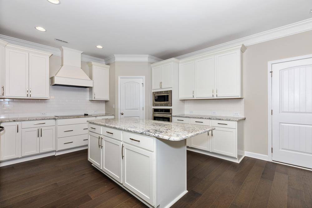 Gourmet layout with vent hood. 2,325sf New Home in Sneads Ferry, NC Gourmet layout with vent hood