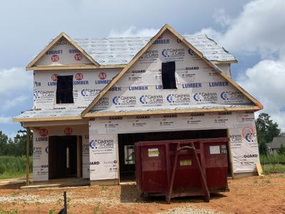 176 Hanover Court, Clayton, NC 27527 New Home for Sale