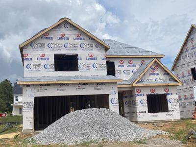 111 Wicklow Court, Clayton, NC 27527 New Home for Sale