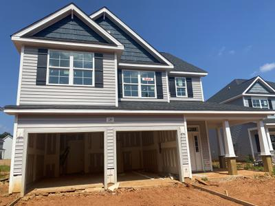 129 Hanover Court, Clayton, NC 27527 New Home for Sale