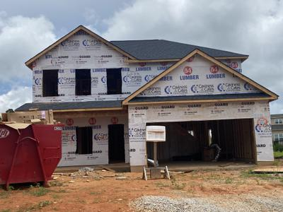 174 Hanover Court, Clayton, NC 27527 New Home for Sale