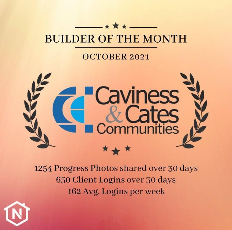 Builder of the Month at NoviHome