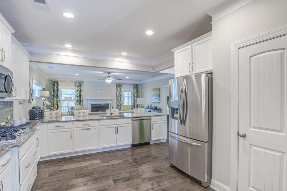 New Homes in Knightdale, NC Caviness & Cates Communities