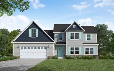 310 McKenzie Place, Sneads Ferry, NC 28460 New Home for Sale