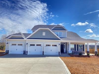 206 Enfield Drive, Carthage, NC 28327 New Home for Sale