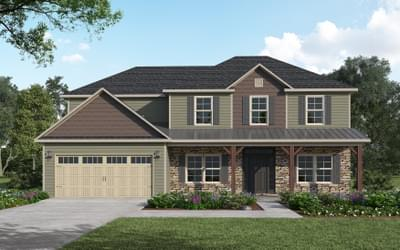 295 Olde Liberty Drive, Youngsville, NC 27596 New Home for Sale