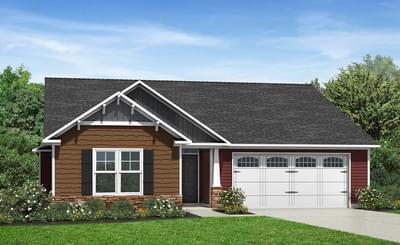 533 Pondpine Lane, Carthage, NC 28327 New Home for Sale