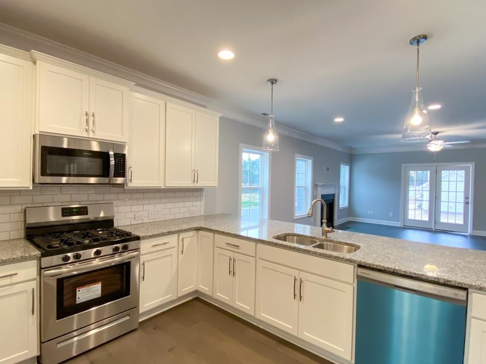 Redwood New Home in Knightdale, NC Caviness & Cates Communities