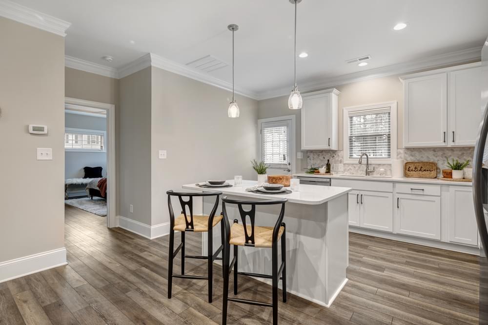 New Home in Pinehurst, NC Caviness & Cates Communities