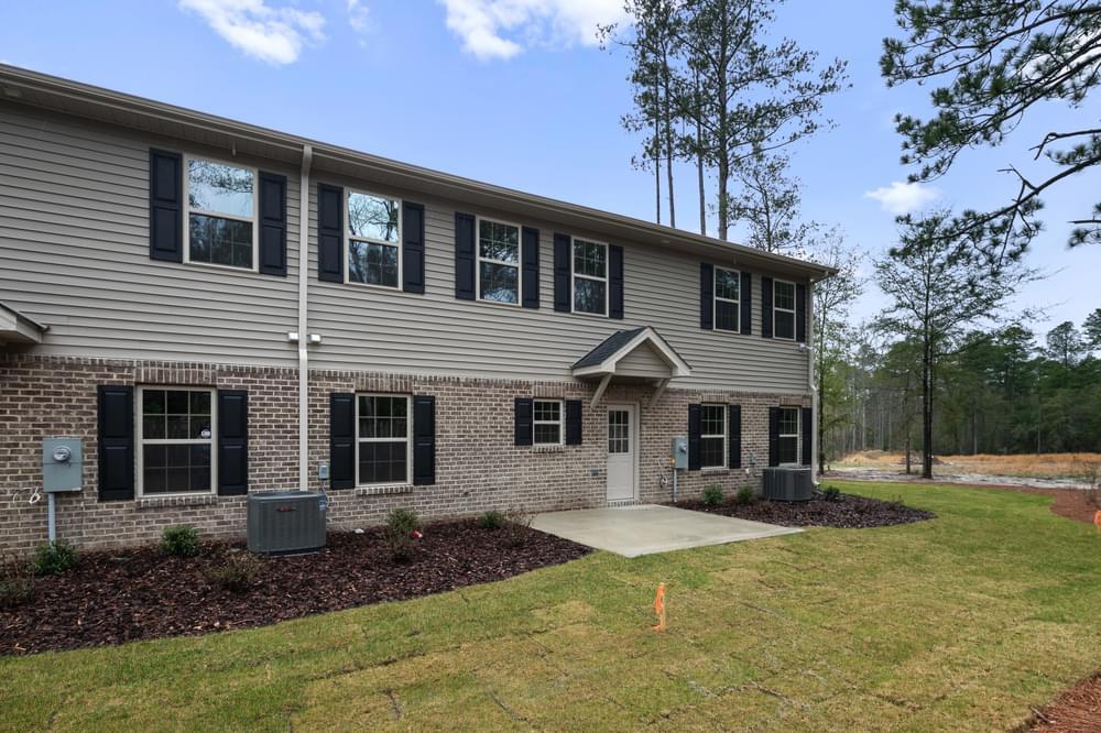 3br New Home in Pinehurst, NC Caviness & Cates Communities