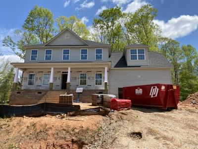 8812 Rainer Way, Wake Forest, NC 27587 New Home for Sale