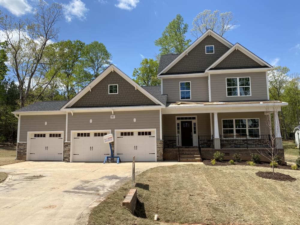 2,927sf New Home in Wake Forest, NC Caviness & Cates Communities