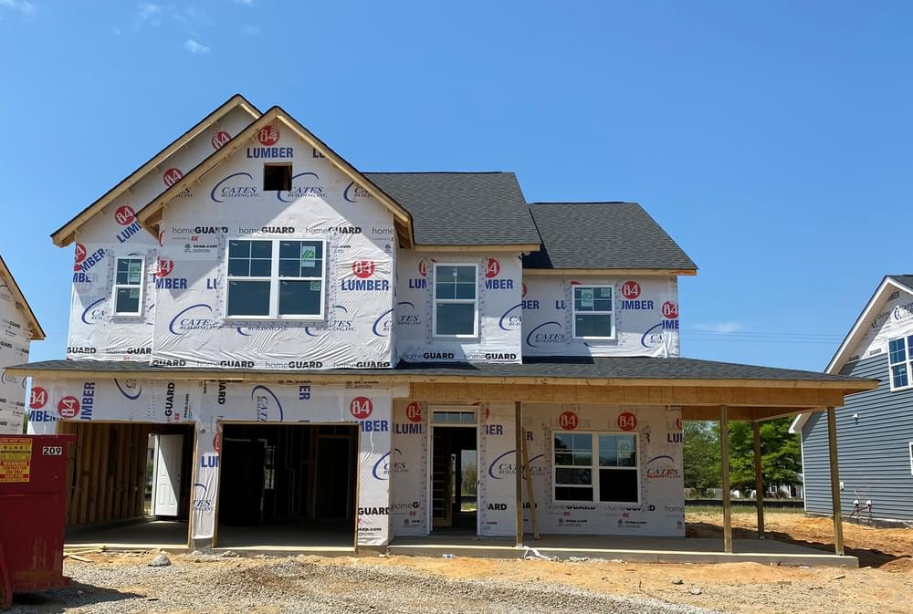 2,355sf New Home in Clayton, NC Caviness & Cates Communities